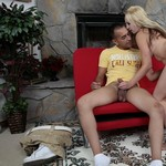 Porn Pictures - GirlfriendHandjobs.com - Busty Hottie Jerks